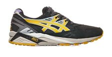 Men's Asics Gel Kayano Trainer Melvin Son of Alvin Black Yellow H43HK-9005