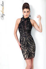 Tony Bowls TS11593 Short Cocktail Dress ~LOWEST PRICE GUARANTEED~ NEW Authentic