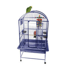 A&E 24X22 Dome Top Bird Cage and Stand. Gives your Birds extra room to play!!