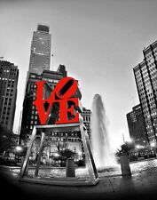 Love and the Comcast Building