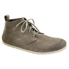 Birkenstock Dundee Shoes - Color Taupe - Suede