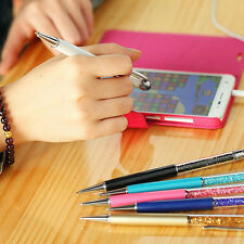 1PC Crystal Stylus Touch Screen Capacitive Pen for iPhone iPad Tablet