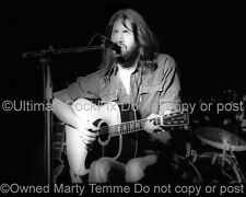 DAN FOGELBERG PHOTO 1976 16x20 Poster Size black and white by Marty Temme 1E