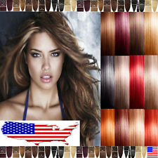 Clip In Remy Human Hair Extensions Full Head Wedding Celebration Cheap Price E29
