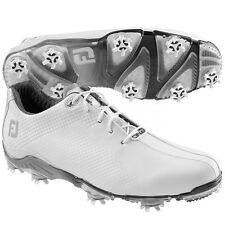NIB Footjoy DNA Dryjoys Next Advancement Golf Shoes White/Off White #53401