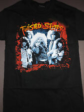 TWISTED SISTER I Wanna Rock Dee Snider T-shirt NEW band concert tour official