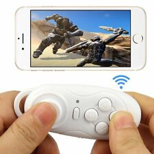 Wireless Bluetooth Selfie Remote Shutter Gamepad Controller Mouse fr IOS Android