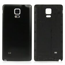 Brushed Aluminum Back Cover Housing Battery Door for Samsung Galaxy Note 4 N9100