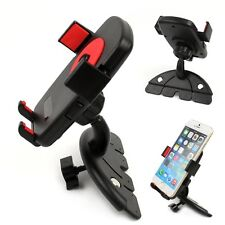 360 Rotating Universal Car CD Slot Mount Holder Cradle Stand for Cell Phone GPS