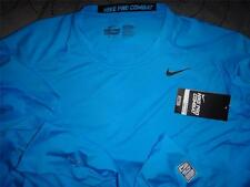 NIKE PRO COMBAT FITTED BASE LAYER TRAINING SHIRT 2XL 3XL MEN NWT $$$$