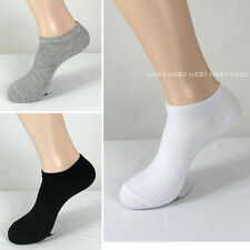 Socks 8Pairs ankle low cut no show casual cotton boy girl men women sneakers lot