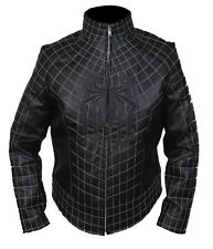 The Amazing Spiderman Jacket with Black Padded / Embossed Spider Logo