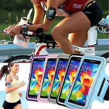 Running Exercise Gym Armband Case Cover For Samsung Galaxy S5 Sport/Active