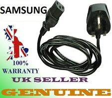 Samsung Mains Power Cable Cord Lead Plug for Lcd TV Plasma **UK CE Approved**