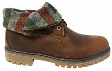 Timberland AF Roll Top Mens Boots Brown Leather (6750R) W/H