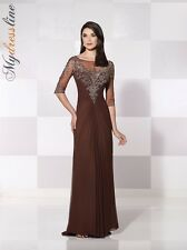 Cameron Blake 115607 Evening Dress ~LOWEST PRICE GUARANTEED~ NEW Authentic Gown
