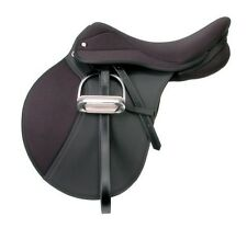 17 Inch Pro Am All Purpose English Saddle Only (Regular or Wide Tree)