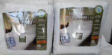 BIDDEFORD ELECTRIC HEATED MATTRESS PAD KING OR QUEEN 2 AUTO OFF CONTROLLER NEW