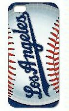 Los Angeles Dodgers case for iphone 5 in Retail Box + Stylus Touch Pen US Seller