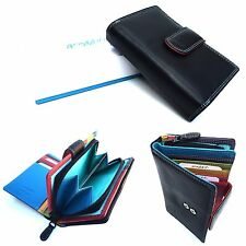 Golunski 7-144: Golunski Leather Multi Coloured Purse/Wallet
