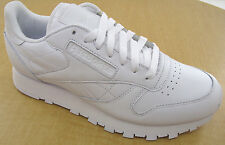 Reebok Classic Leather R12 Mens White Walking Shoes  - NWD - Medium