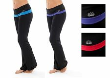 LADIES YOGA PANTS EXERCISE FITNESS TROUSERS 13011