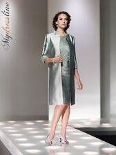 Social Occasions by Mon Cheri 214835 Evening Dress ~LOWEST PRICE GUARANTEED~ NEW