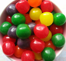 Fruit Jelly Candy Drops Chewy Sweet & Tart Plump  FRESH  Bulk Vending FRESH !!
