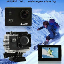 HD Waterproof CAMERA 12.0MP 1080P/30fps THE SJ4000 A GOPRO HERO3 Competitor