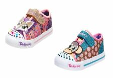 Skechers Girls TwinkleToes Trainers 'Critter Buds'