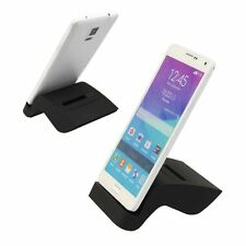 Desktop Stand Dock Station Dual Battery Charger Cradle for Samsung Galaxy Note 4