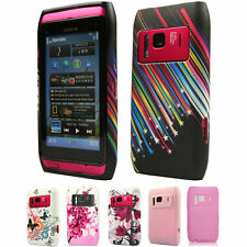 Silicone TPU Gel Bumper Case Cover Sleeve Skin For The Nokia N8
