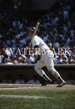 AH795 Thurman Munson New York Yankees Gets Hold of One 8x10 11x14 12x18 Photo