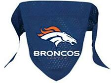 Denver Broncos NFL Pet Dog Bandana (pick Size)