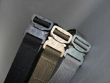 HSGI 1.5 Inch Cobra Rigger/Duty Belt(Loop Lined)-Black-Gray-Coyote-ALL Sizes!