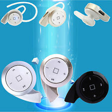 Smallest V4.0 Bluetooth Stereo Headset Earbud For Samsung Note 4 3 2 S6 5 4 3 2