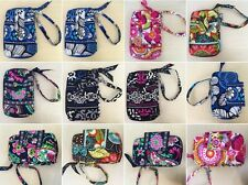 Vera Bradley Smartphone Wristlet Wallet new and old pattern