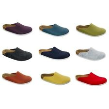 Birkenstock Amsterdam Felt Clogs Slippers - different sizes and colors