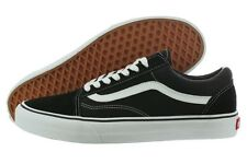 Vans Old Skool VN-0D3HY28 Black White Canvas Skate Shoes Medium (D, M) Men