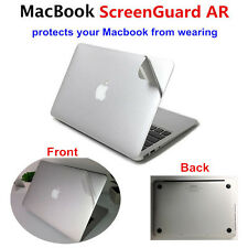 "Silver Cover Protective Film Screen Guard For Macbook Air 11.6"" 13.3"" Pro 15.4"""