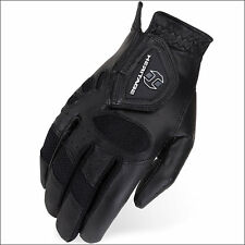 HERITAGE TACKIFIED PRO-AIR SHOW RIDING GLOVES HORSE EQUESTRIAN