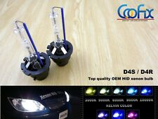 2x New D4S / D4R OEM HID Xenon Headlight Replacement for Philips or OSRAM Bulbs