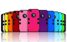 Shockproof Hybrid Armor Rubber Hard Protective Matte Case For iPhone 5c