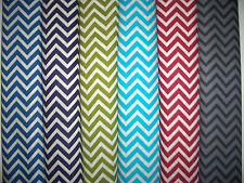Chevrons Zig Zags 100% Cotton Quilt Fabric 6 Colors Available BTY