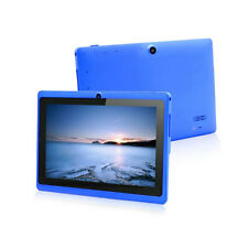 "7"" Multi-Color Quad Core Android 4.4 KitKat 4GB Tablet PC Dual Camera WiFi DB-3"