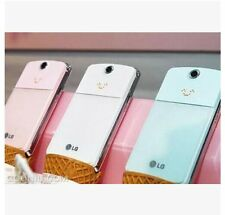 LG KF350  Unlocked  Ice Cream 3MP  LED GSM 2G EDGE  Mobile Cell Phone  3 colors