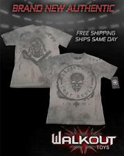 """AFFLICTION """"VICIOUS PAINT"""" AUTHENTIC  BRAND NEW MENS T-SHIRT NWT"""