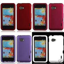 Guaranteed Quality Faceplate Phone Cover COLOR Case FOR LG Enact VS890 (Verizon)