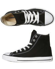 New Converse Kids Chuck Taylor All Star Hi Top Shoe Children Boy's Shoes Black