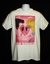 TRUE ROMANCE T-SHIRT 90s hipster indie movie cult film S M L X alabama tarantino